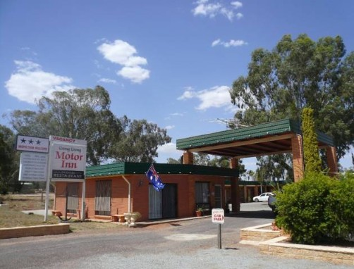 Grong Grong Motor Inn - Accommodation Batemans Bay