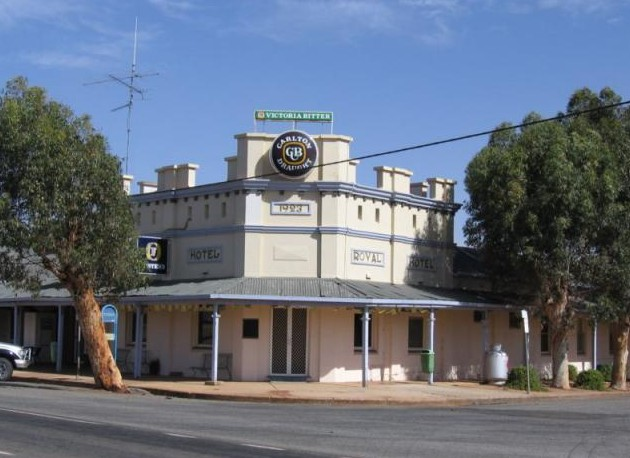 Royal Hotel Grong Grong - Accommodation Batemans Bay