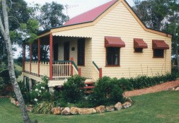 Mango Hill Cottages Bed and Breakfast - Accommodation Batemans Bay