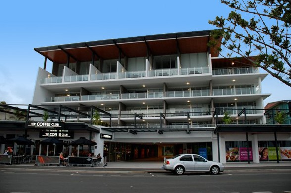 Echelon Apartments Yeppoon - Accommodation Batemans Bay