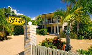 While Away Bed and Breakfast - Accommodation Batemans Bay