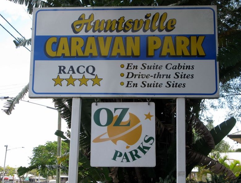 Huntsville Caravan Park - Accommodation Batemans Bay