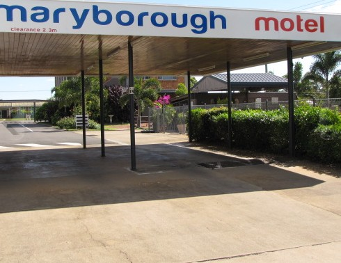 Maryborough Motel and Conference Centre - Accommodation Batemans Bay