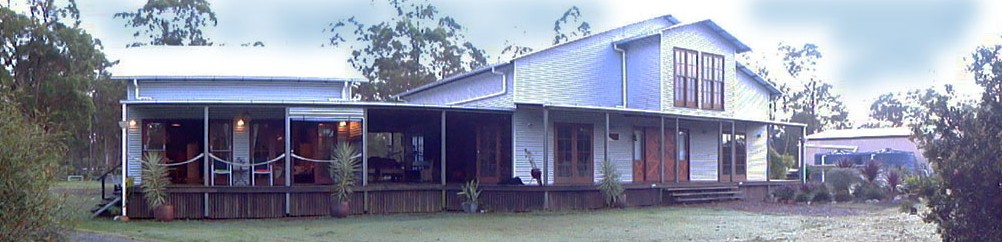 Tin Peaks Bed and Breakfast - Accommodation Batemans Bay