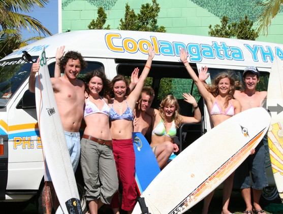 Coolangatta YHA Backpackers Hostel - Accommodation Batemans Bay