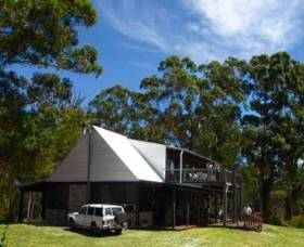 Wolfes Landing Eco Stay - Accommodation Batemans Bay
