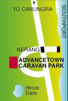 Advancetown Caravan Park - Accommodation Batemans Bay