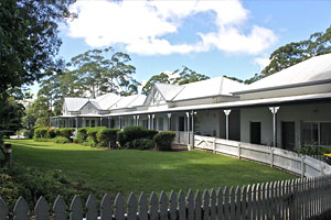 Woodleigh Homestead Bed  Breakfast - Accommodation Batemans Bay