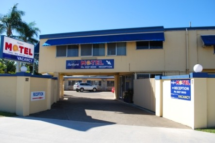 Sunburst Motel - Accommodation Batemans Bay