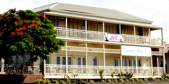 Gracemere Hotel - Accommodation Batemans Bay