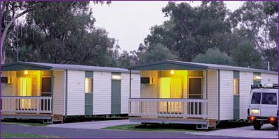 Echuca Caravan Park - Accommodation Batemans Bay