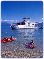 Hinchinbrook Rent A Yacht And House Boat - Accommodation Batemans Bay