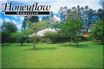 Honeyflow Homestead - Accommodation Batemans Bay