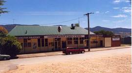 CORRYONG HOTEL/MOTEL - Accommodation Batemans Bay