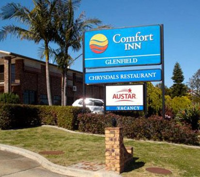 Comfort Inn Glenfield - Accommodation Batemans Bay