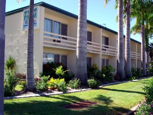 Palm Waters Holiday Villas - Accommodation Batemans Bay