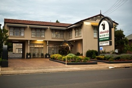 Abbotsleigh Motor Inn - Accommodation Batemans Bay