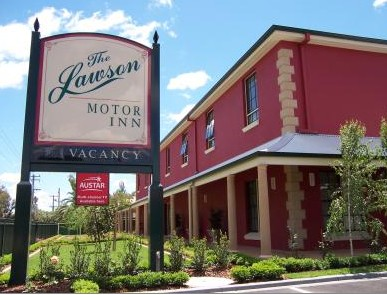 The Lawson Motor Inn - Accommodation Batemans Bay