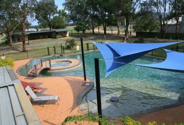 Valley Vineyard Tourist Park - Accommodation Batemans Bay