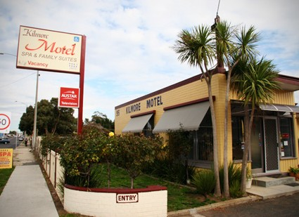 Kilmore Motel - Accommodation Batemans Bay