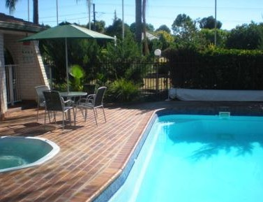 Tamworth Motor Inn - Accommodation Batemans Bay