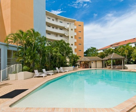 Rays Resort Apartments - Accommodation Batemans Bay