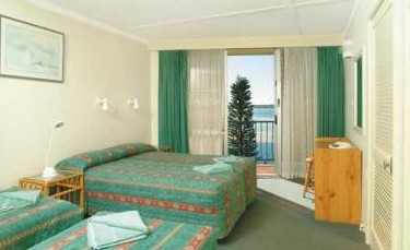 Mid Pacific Motel - Accommodation Batemans Bay