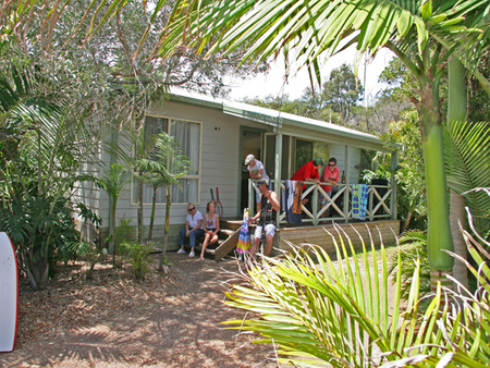One Mile Beach Holiday Park - Accommodation Batemans Bay
