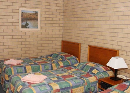 Gunsynd Motor Inn - Accommodation Batemans Bay