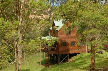 Hookes Creek Forest Retreat - Accommodation Batemans Bay