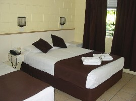 Colonial Rose Motel - Accommodation Batemans Bay