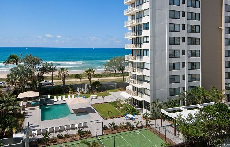Boulevard Towers - Accommodation Batemans Bay
