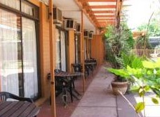 Desert Rose Inn - Accommodation Batemans Bay