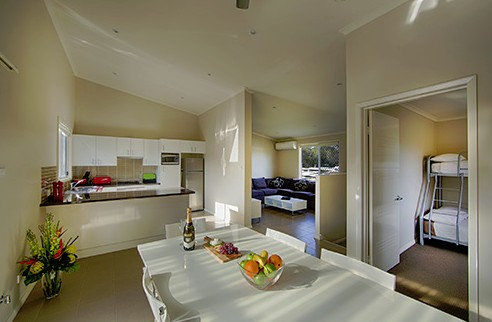 Middle Rock Holiday Resort - Accommodation Batemans Bay