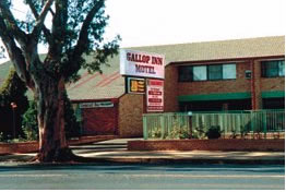 Gallop Motel - Accommodation Batemans Bay