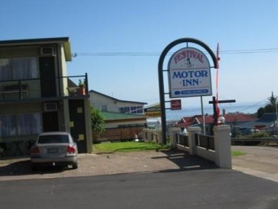 Festival Motor Inn - Accommodation Batemans Bay