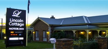 Lincoln Cottage Motor Inn - Accommodation Batemans Bay