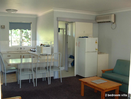 Bermuda Breezes Resort - Accommodation Batemans Bay