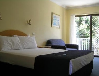 Best Western Macquarie Barracks Motor Inn - Accommodation Batemans Bay