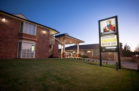 Bathurst Heritage Motor Inn - Accommodation Batemans Bay