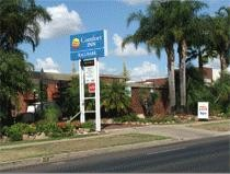 Comfort Inn Hallmark At Tamworth - Accommodation Batemans Bay