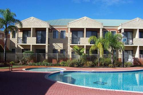 Country Comfort Inter City Perth Hotel  Apartments