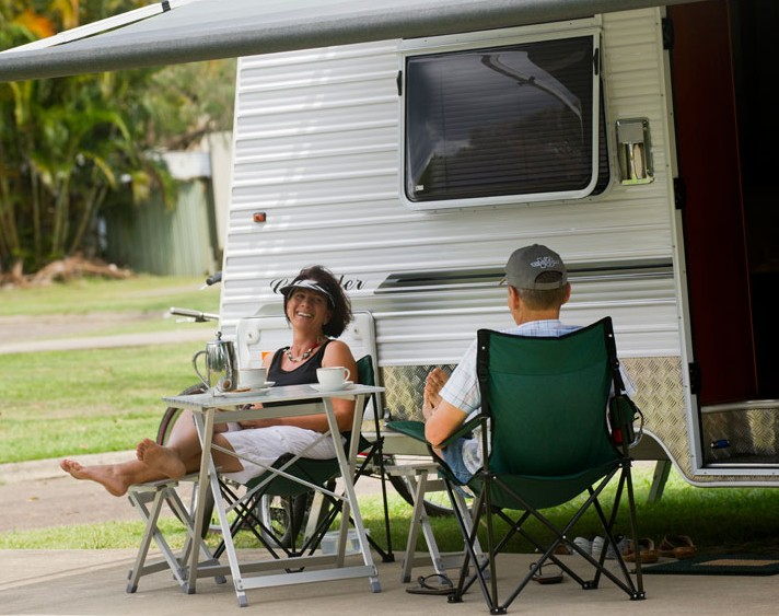 Coolum Beach Holiday Park - Accommodation Batemans Bay