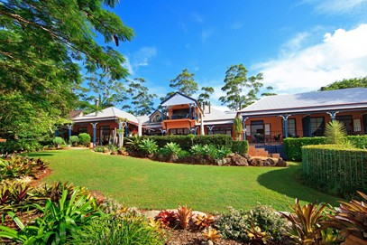 Montville Provencal Boutique Hotel - Accommodation Batemans Bay