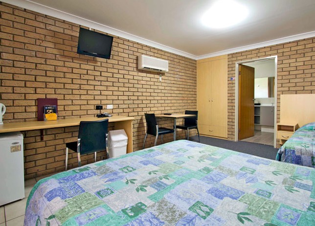 Sunray Motor Inn Toowoomba - Accommodation Batemans Bay