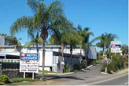 Nationwide Motel - Accommodation Batemans Bay