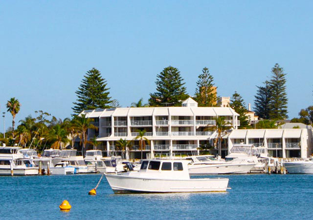 Pier 21 Apartment Hotel Fremantle - Accommodation Batemans Bay