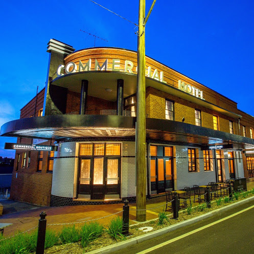 Commercial Boutique Hotel  - Accommodation Batemans Bay
