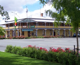 The Boorowa Hotel - Accommodation Batemans Bay