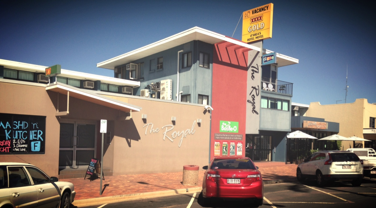 O'shea's Royal Hotel - Accommodation Batemans Bay